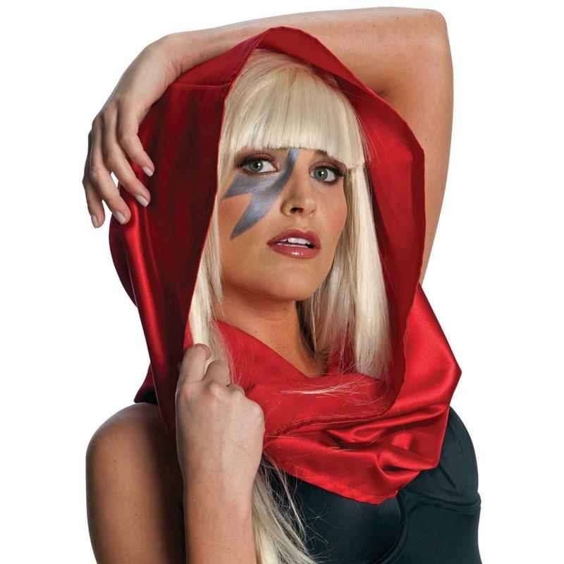 Lady Gaga Headscarf Adult for the 2015 Costume season.