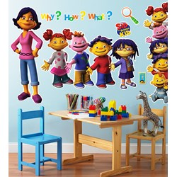 Sid the Science Kid Giant Wall Decals