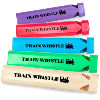 Train Whistles (8 count)