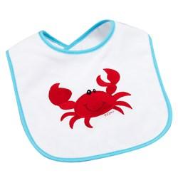 Anchors Aweigh Crab Bib