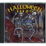 Halloween Hits CD