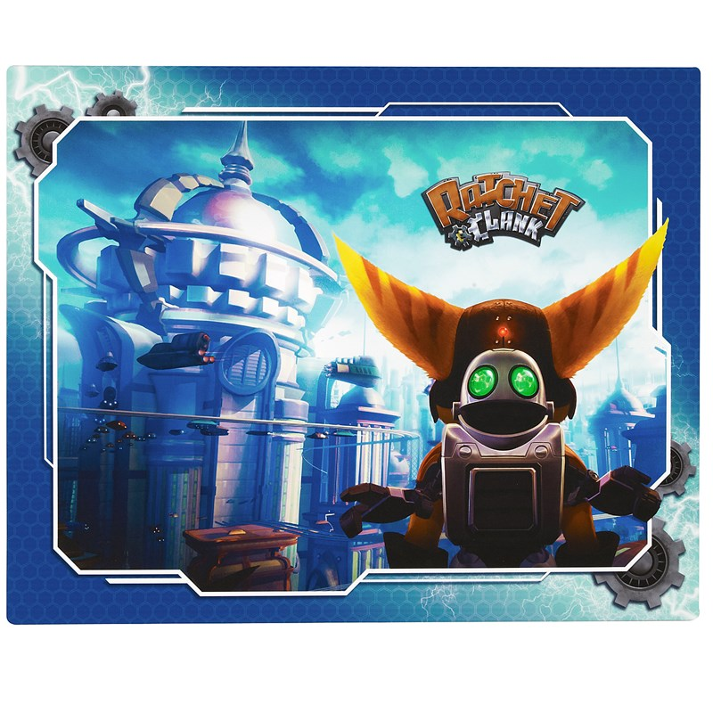 Ratchet and Clank Activity Placemats (4 count) for the 2015 Costume season.