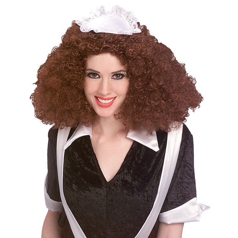 Rocky Horror Picture Show Magenta Wig for the 2015 Costume season.