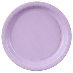 Luscious Lavender (Lavender) Dinner Plates (24 count)
