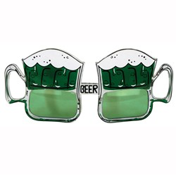 St. Patrick Beer Mug Glasses