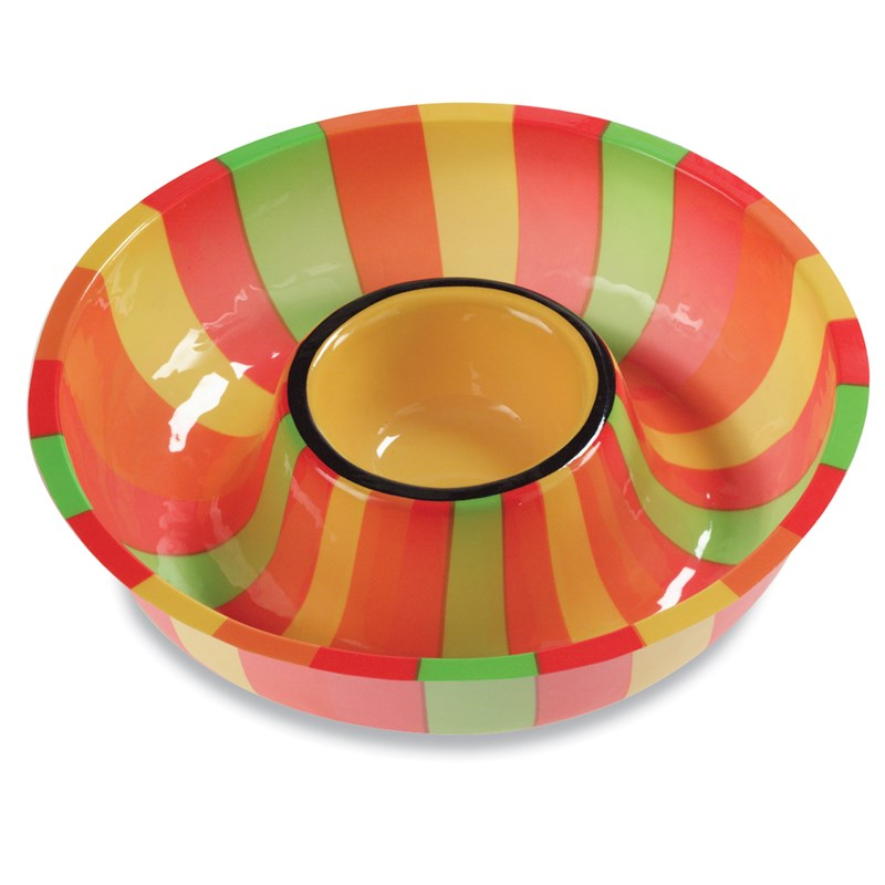Fiesta Round Chip Dip Tray for the 2015 Costume season.
