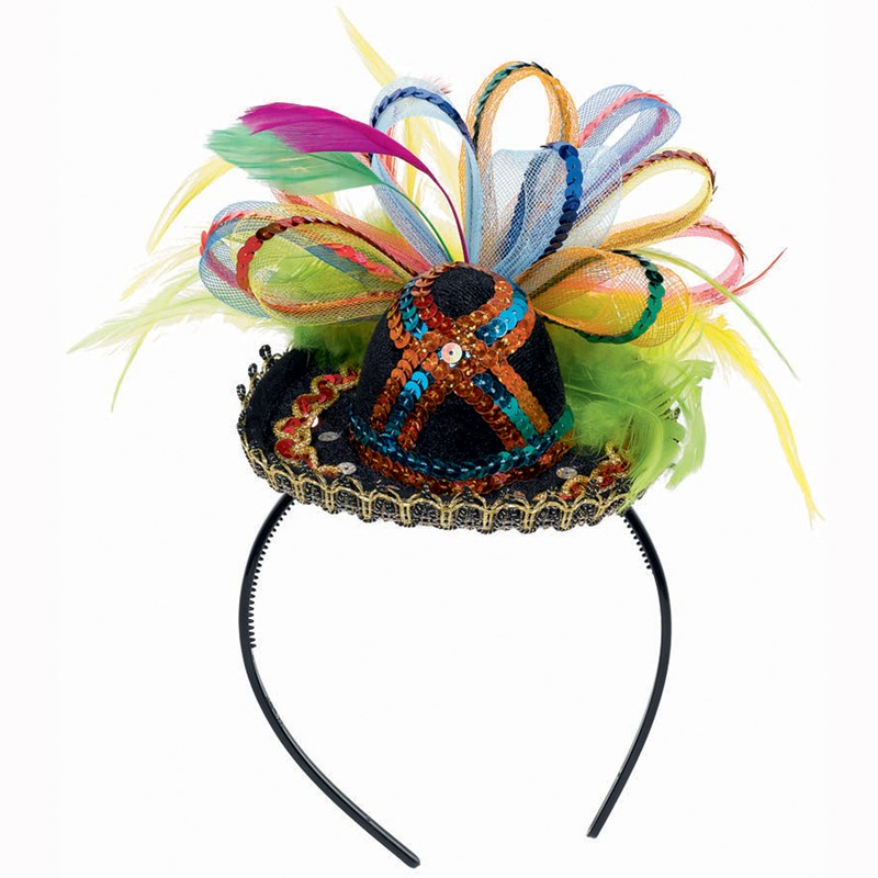 Fiesta Deluxe Headband for the 2015 Costume season.