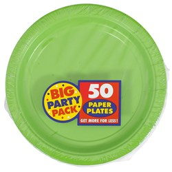 Kiwi Big Party Pack - Dinner Plates (50 count)