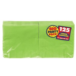 Kiwi Big Party Pack - Lunch Napkins (125 count)