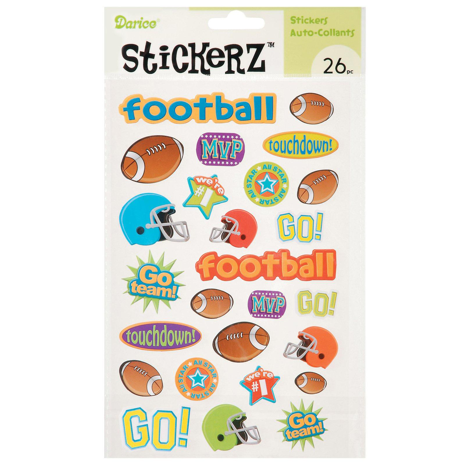 Face Stickers For Football Games