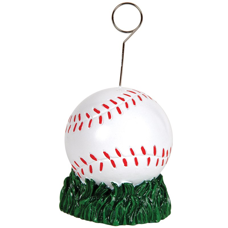 Baseball Balloon Weight  and  Photo Holder for the 2015 Costume season.