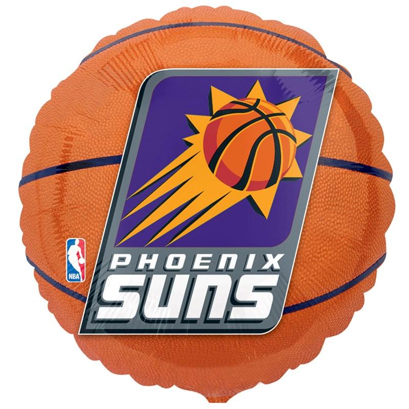 Phoenix Suns Basketball   Foil Balloon for the 2015 Costume season.