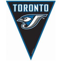 Toronto Blue Jays Baseball - 12' Pennant Banner