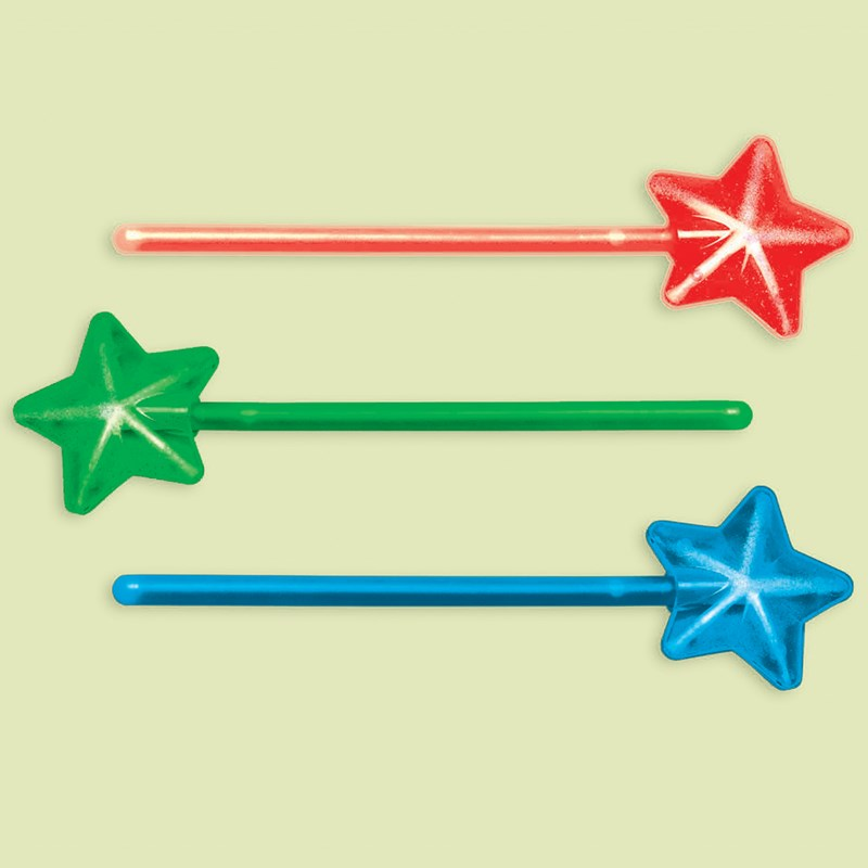 Super Glow Star Wand for the 2015 Costume season.