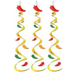 Chili Pepper Whirls