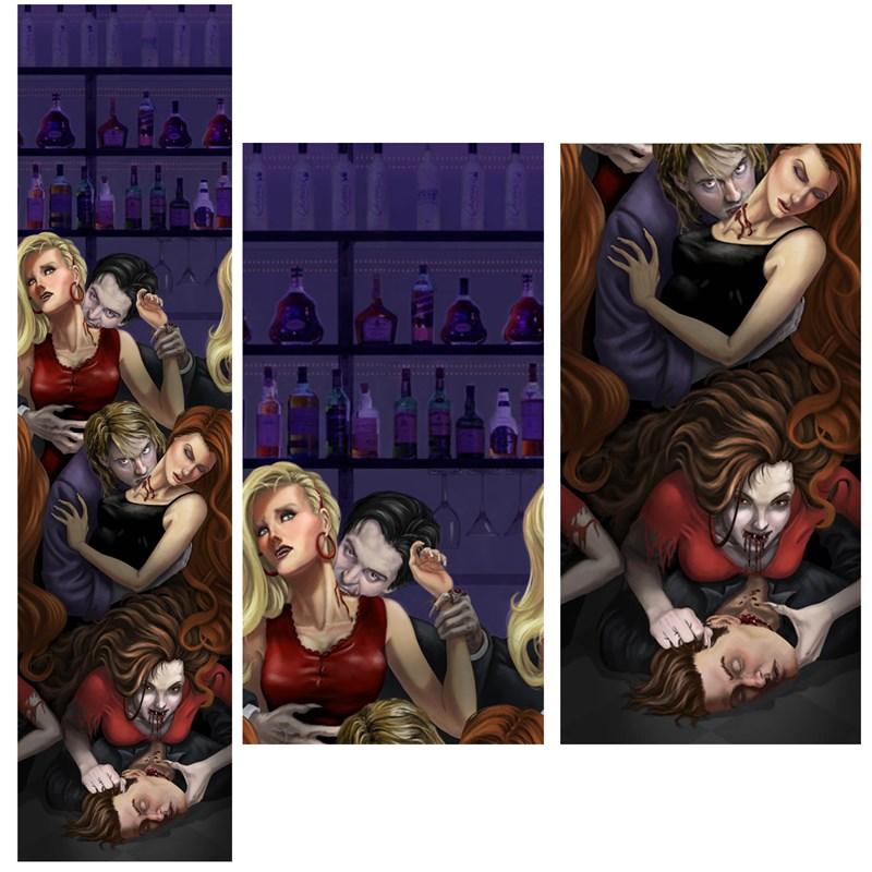 Vampire Room Roll for the 2015 Costume season.
