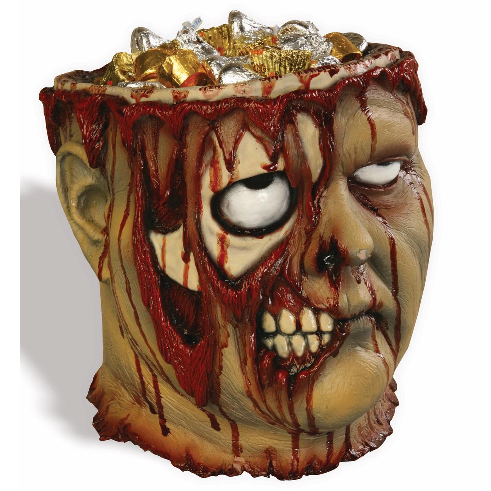 Bleeding Zombie Bucket