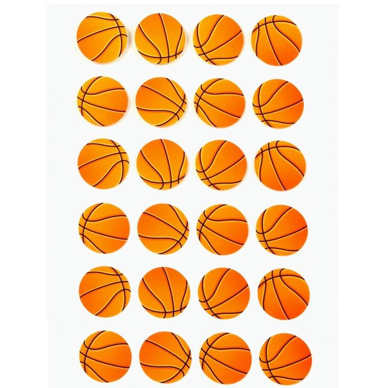 Basketball Sticker Sheet for the 2015 Costume season.