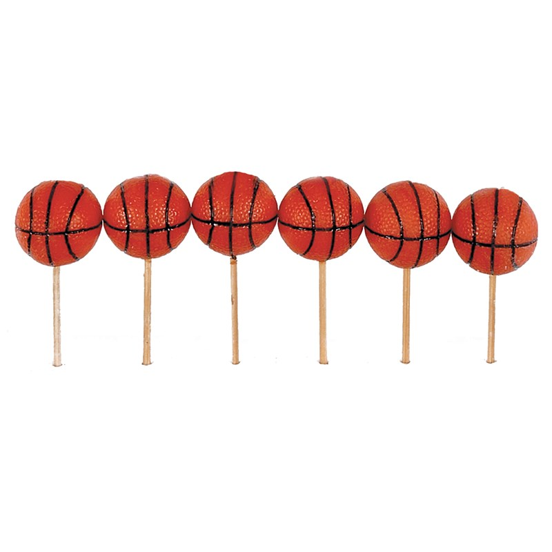 Basketball   Pick Candles (6 count) for the 2015 Costume season.