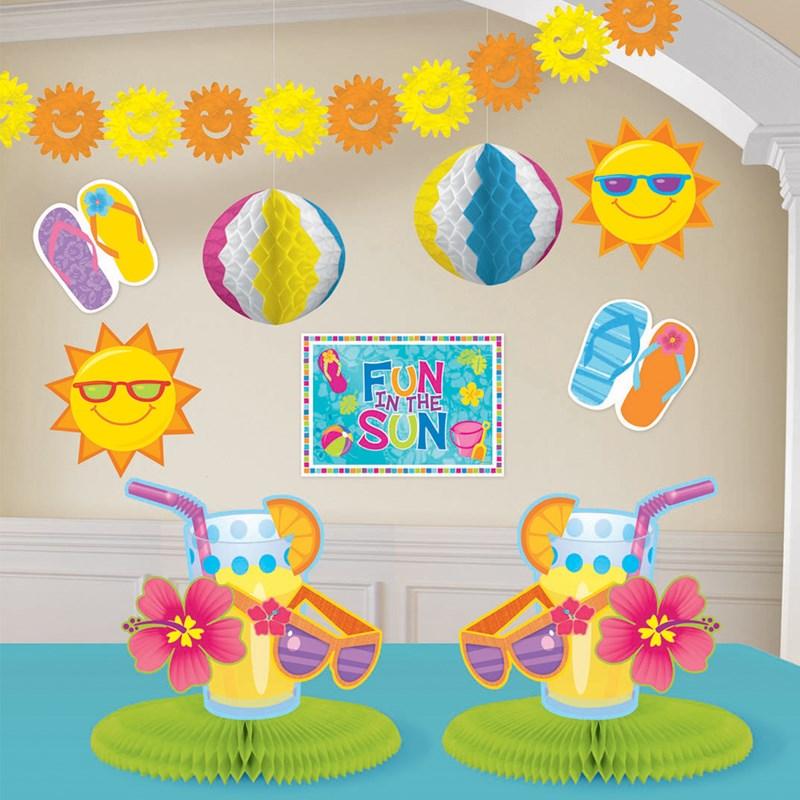 Fun in the Sun Decorating Kit for the 2015 Costume season.