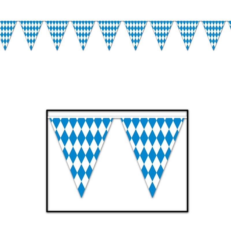 Oktoberfest   Pennant Banner for the 2015 Costume season.