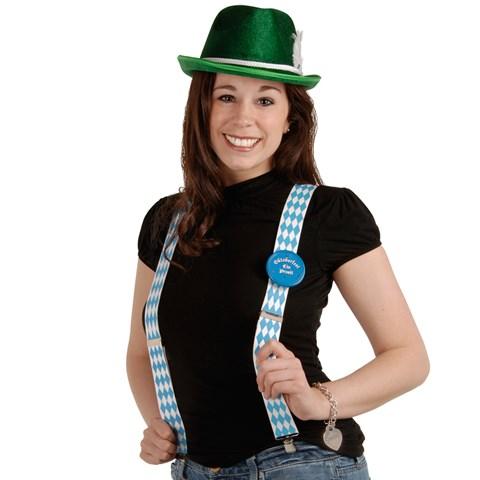 Oktoberfest - Suspenders Adult
