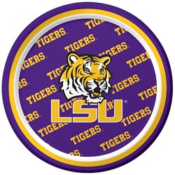 Louisiana State Tigers - Dessert Plates (8 count)