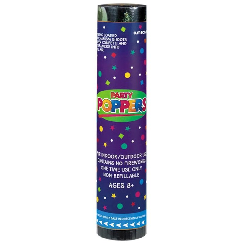 Large Confetti Party Popper (1 count) for the 2015 Costume season.