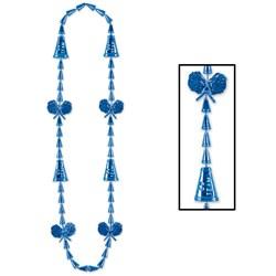 Cheerleading Beads - Blue