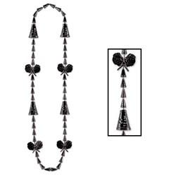 Cheerleading Beads - Black