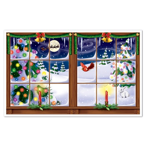 Snowy Christmas Insta-View