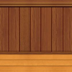 Floor / Wainscoting Backdrop