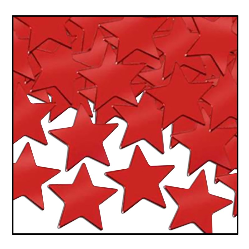 Fanci Fetti Red Stars for the 2015 Costume season.