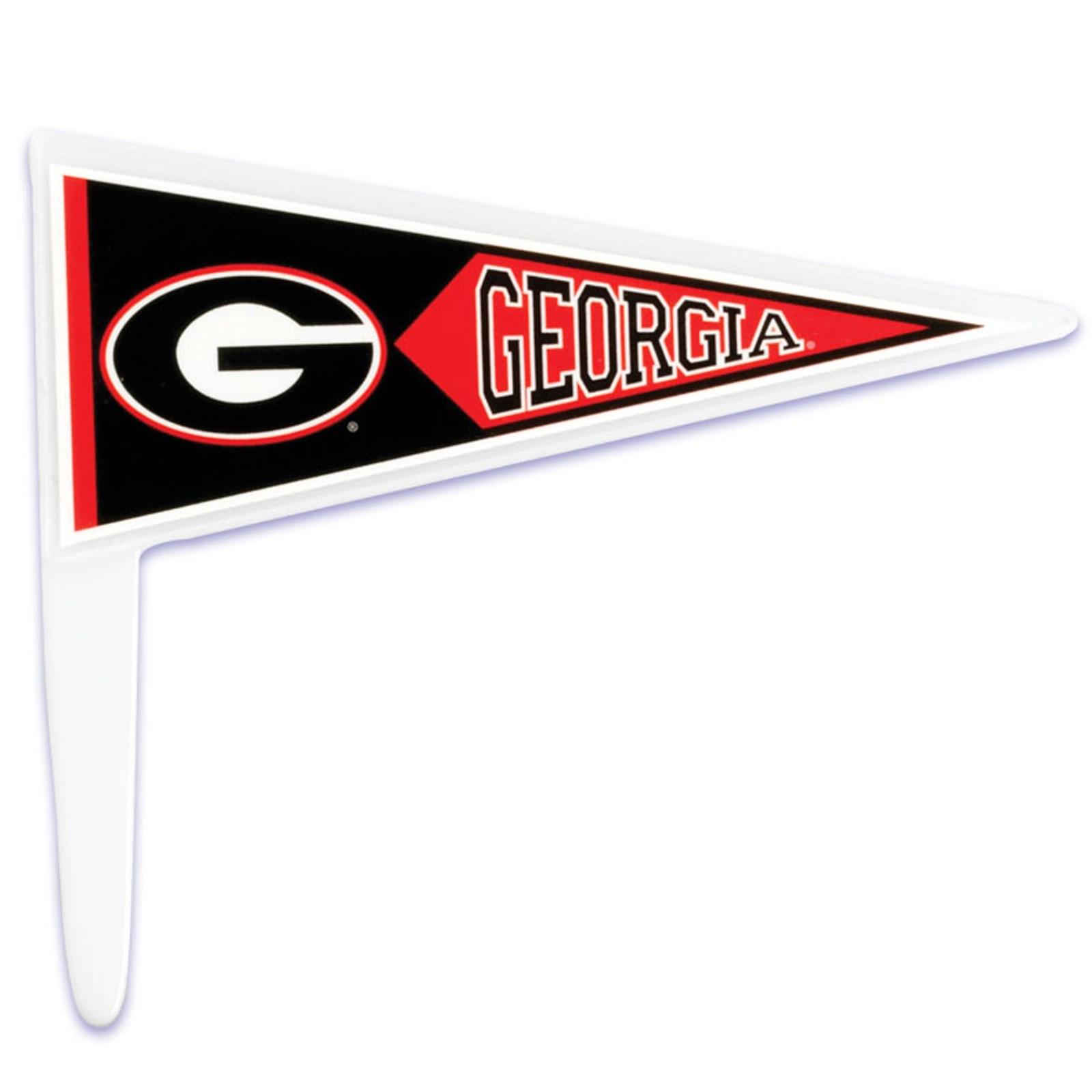 Image of Georgia Bulldogs - Pennant Picks (12 count)