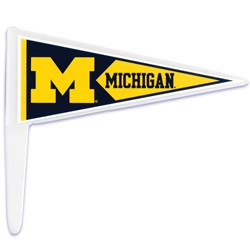 Michigan Wolverines - Pennant Picks (12 count)