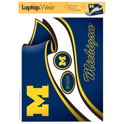 Michigan Wolverines - Laptop Cover