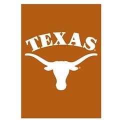 Texas Longhorns - Window / Garden Flag