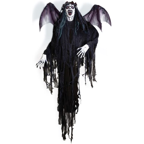 8' Vampire  Prop with  Wings