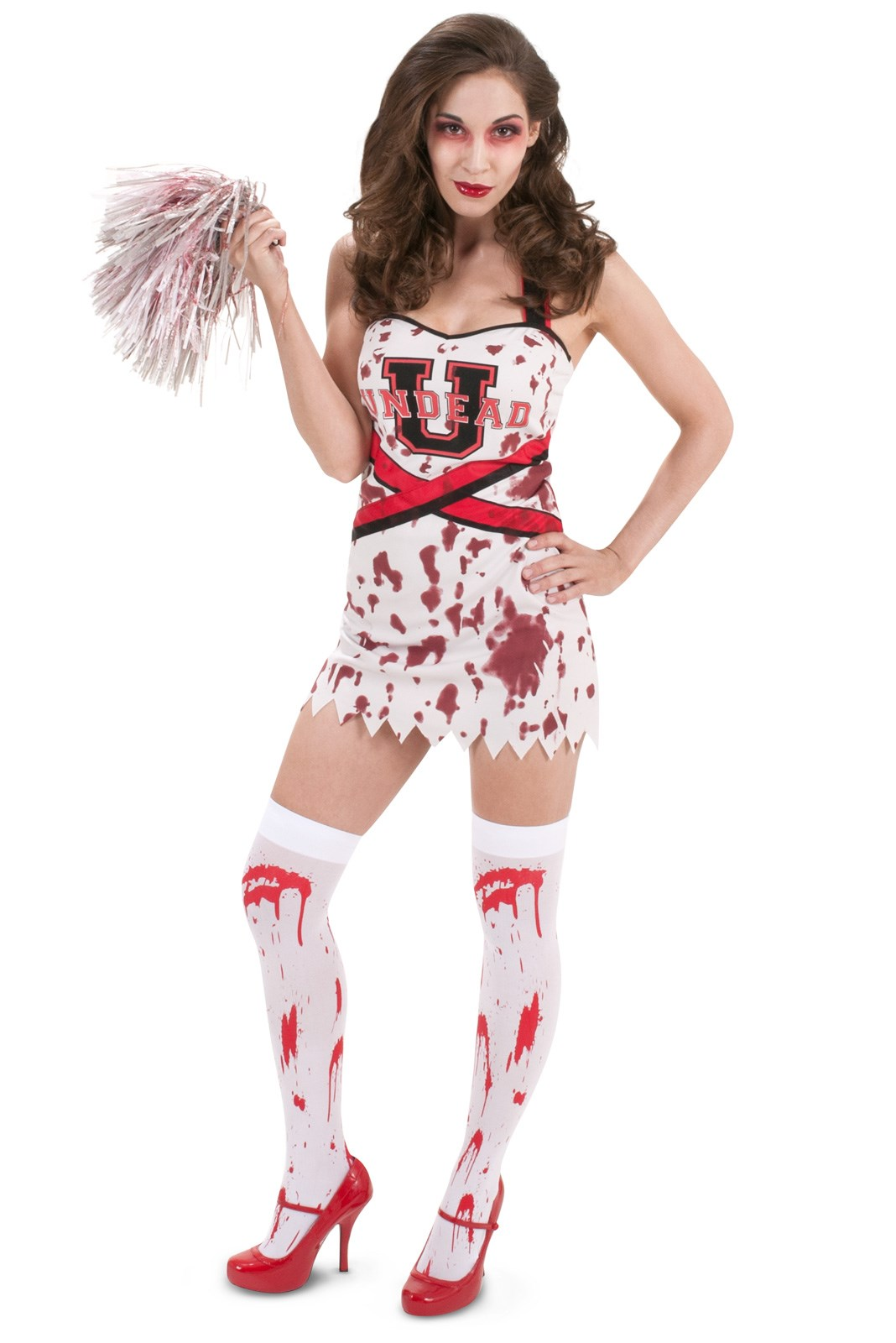 Zombie Cheer Squad Adult Costume