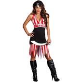 Pleasure Pirate Versatile Adult Costume