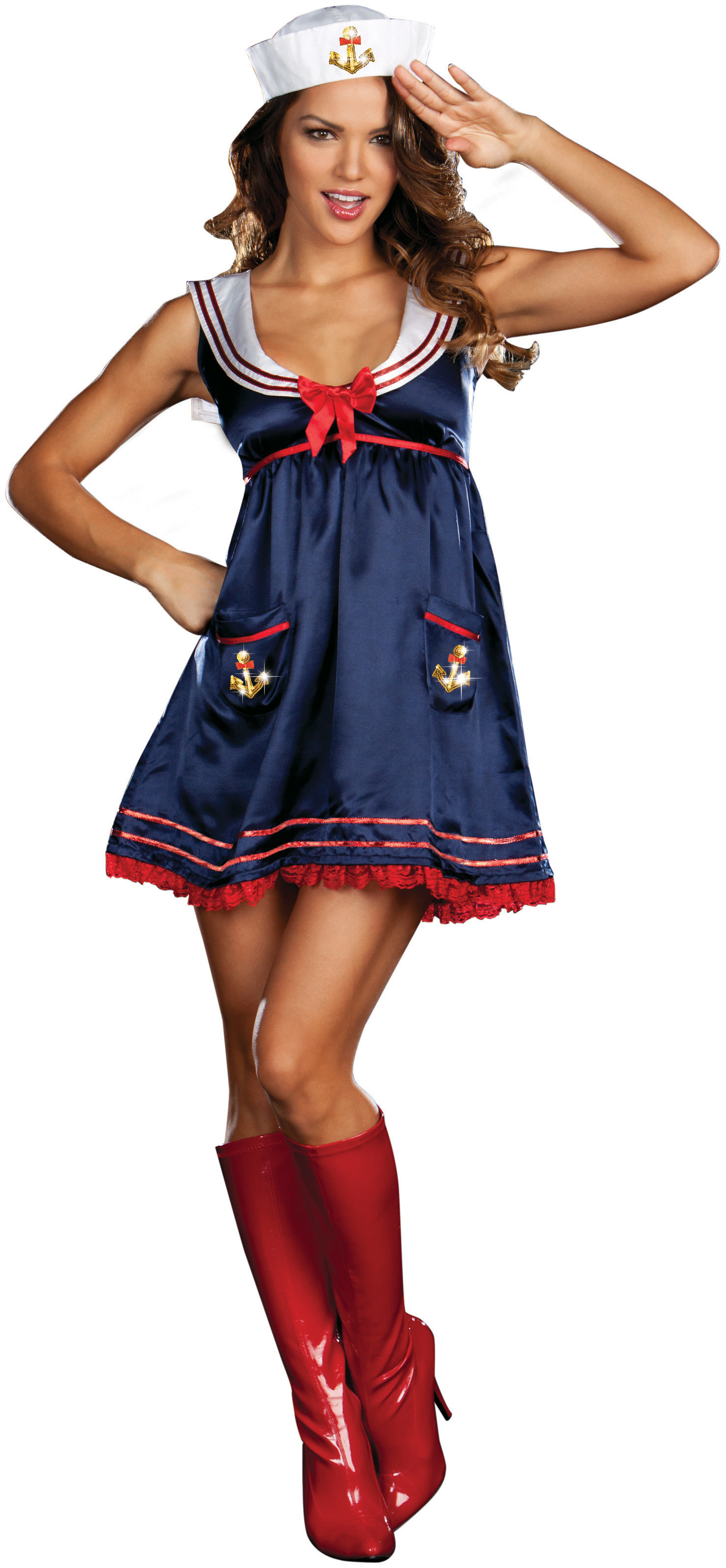 Sailor Mine Adult Costume  sc 1 st  Nifty-Home-Bar.com & Sexy Costumes featuring Katy Perry Sultry SWAT Officer Hot ...