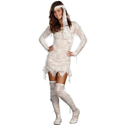 Yo! Mummy Teen Costume