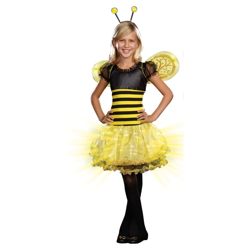 Busy Lil Bee Child Costume for the 2015 Costume season.