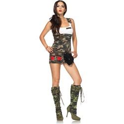 Combat Cutie Adult Costume