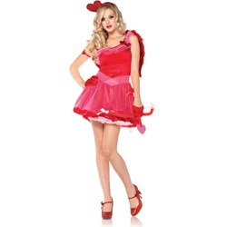 Kiss Me Cupid Adult Costume
