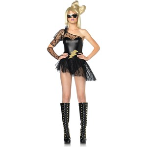 Lady Gaga Costume – Lightning Rocker