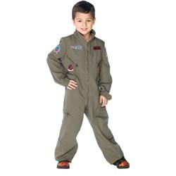 Top Gun - Flight Suit Toddler / Child Costume