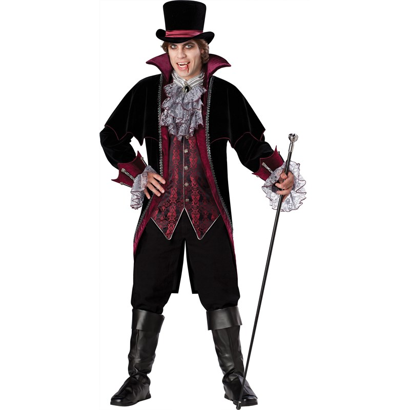 Vampire of Versailles Elite Adult Costume for the 2015 Costume season.