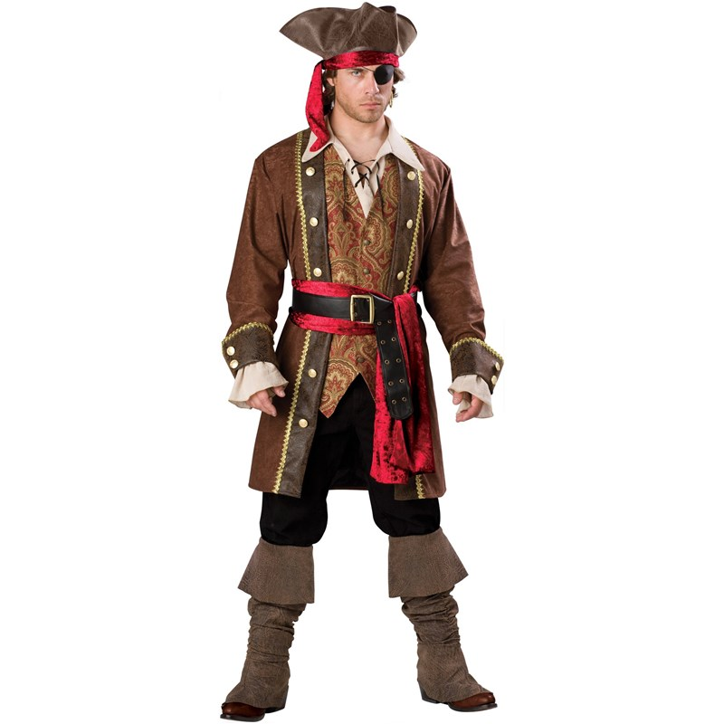 Captain Skullduggery Elite Adult Costume for the 2015 Costume season.