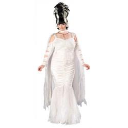 Bride Of Frankenstein Monster Elite Adult Plus Costume